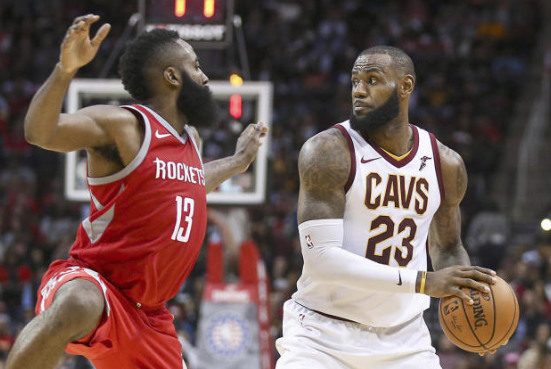 Rockets coach: Harden won MVP over LeBron due to hunger level