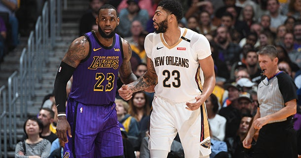 b07cbe5d8080 Why the Lakers remain the favorite for Anthony Davis