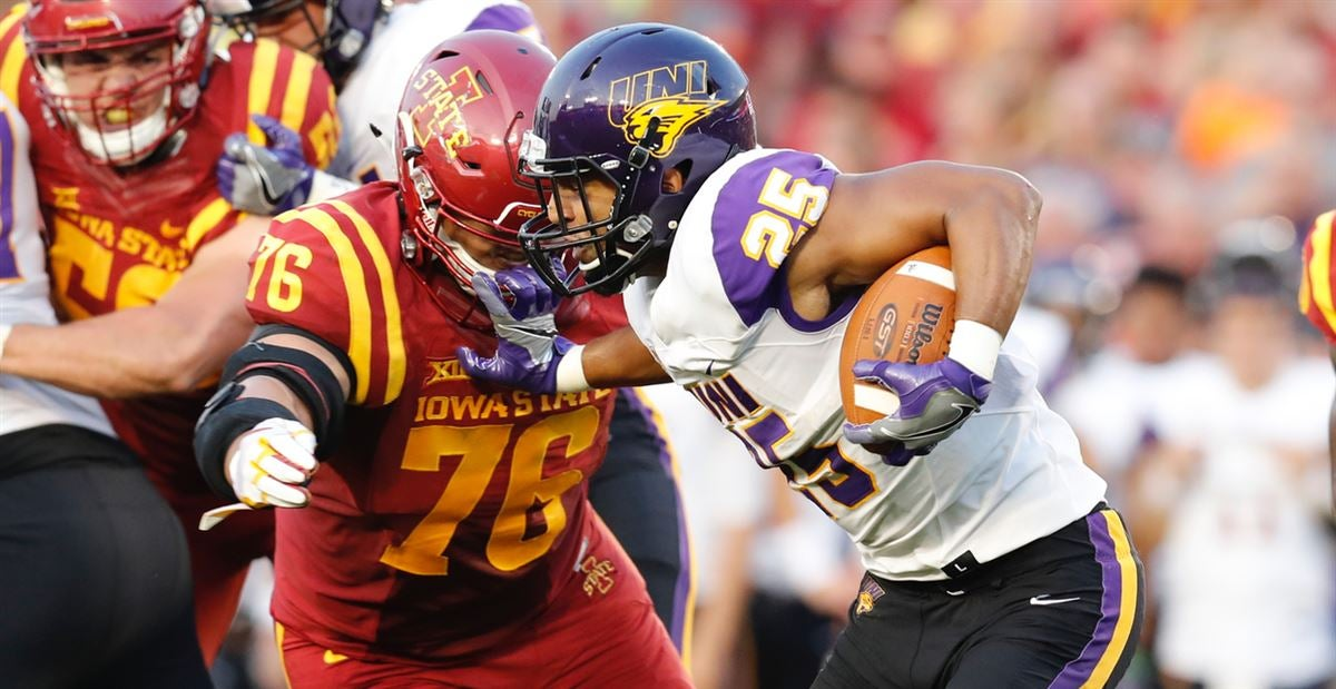 Big 12 Teleconference: Campbell likes Northern Iowa quarterback