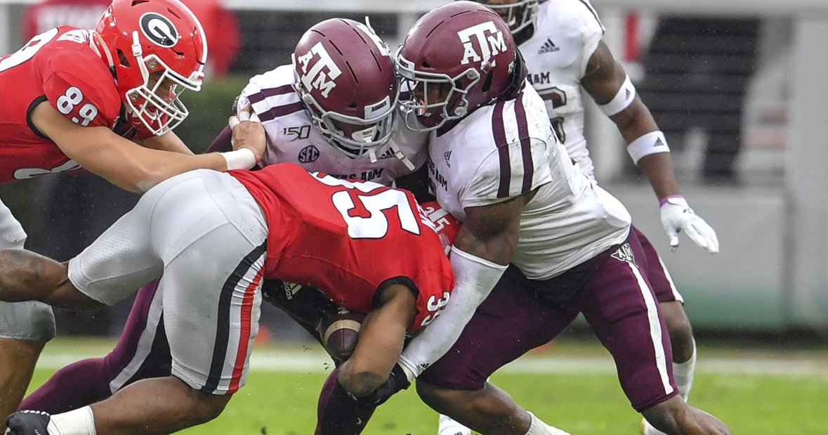 Projected Texas A&M two deep: freshmen coming on everywhere