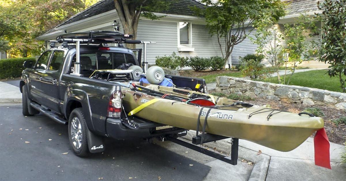 6 Options for Transporting Fishing Kayaks
