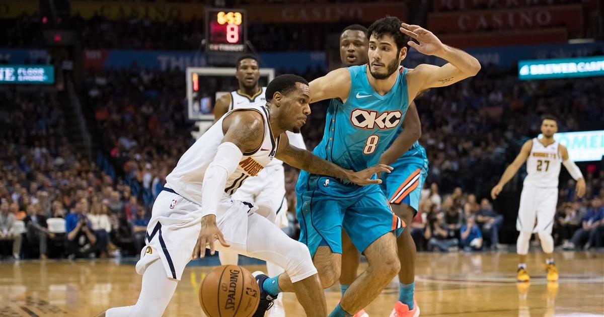 8384504e023 CBS Sports ranks the new NBA Nike City Edition uniforms