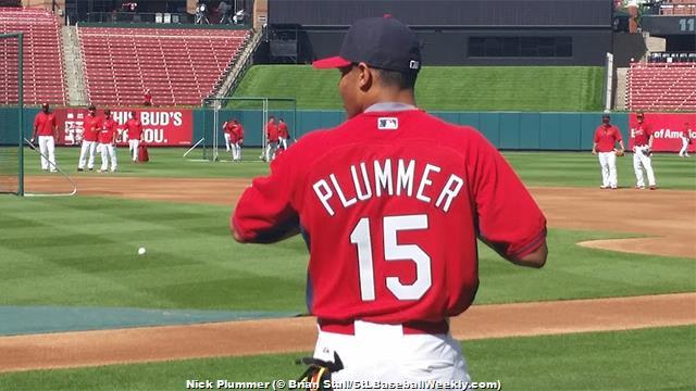Nick Plummer Baseball