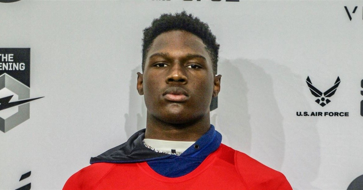 4-star Monkell Goodwine reveals that Kentucky is in his top two