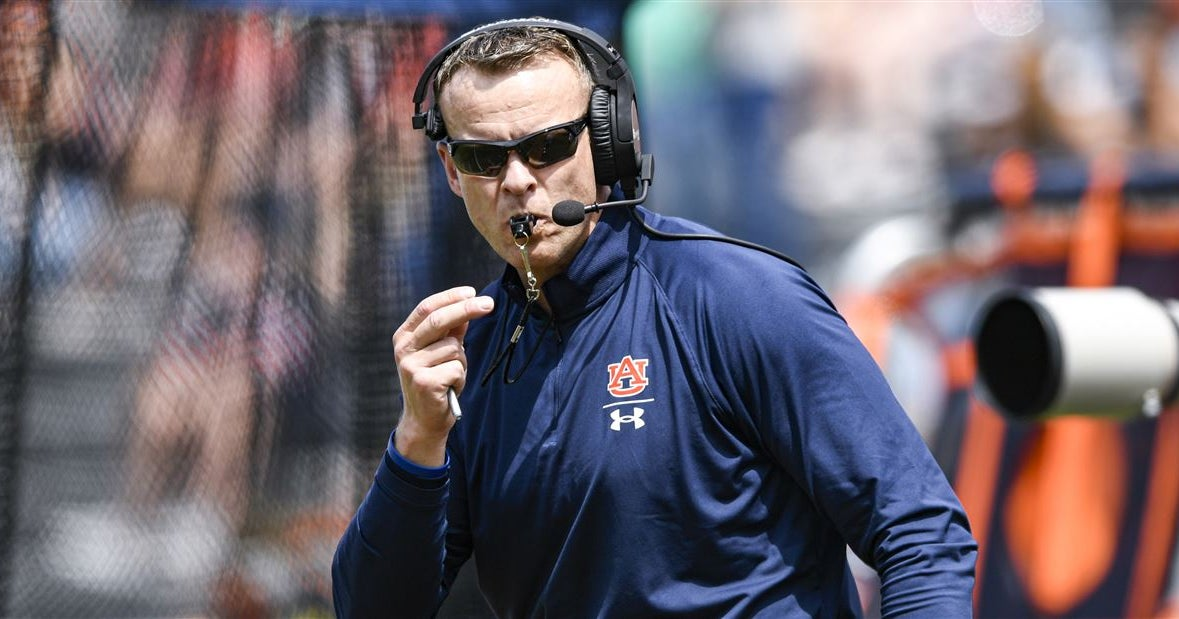 In His Own Words: Everything Auburn coach Bryan Harsin had to say