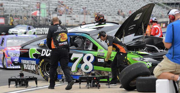 Martin Truex NASCAR Team