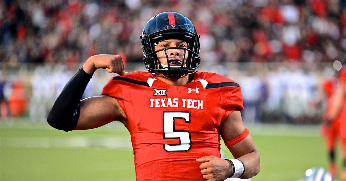 Patrick Mahomes Career At Texas Tech
