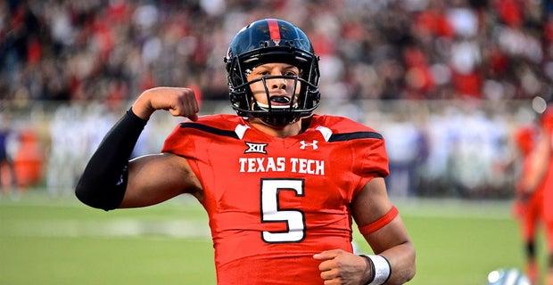 Patrick Mahomes' Career at Texas Tech