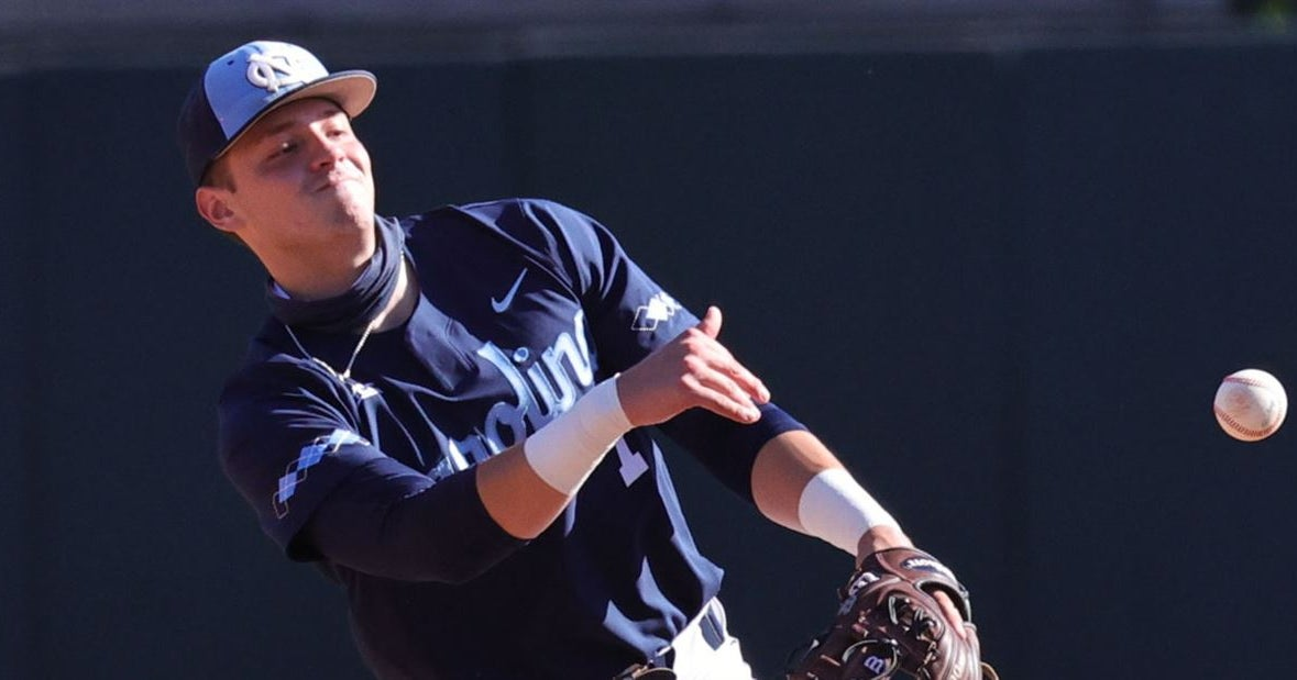 Weekend Baseball Notebook: UNC Finds a Way on the Road