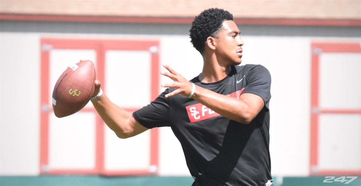 Commit Analysis: Close Look at new USC commit Bryce Young