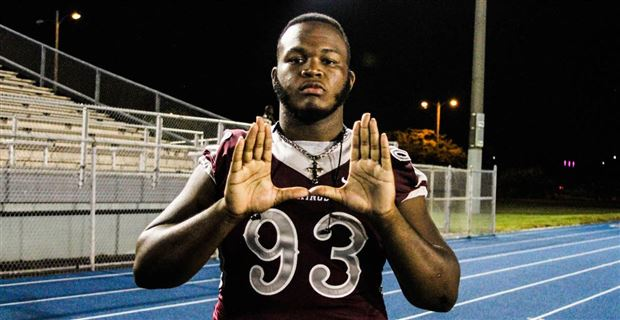 Breaking: '19 DT Daxon Commits to Miami