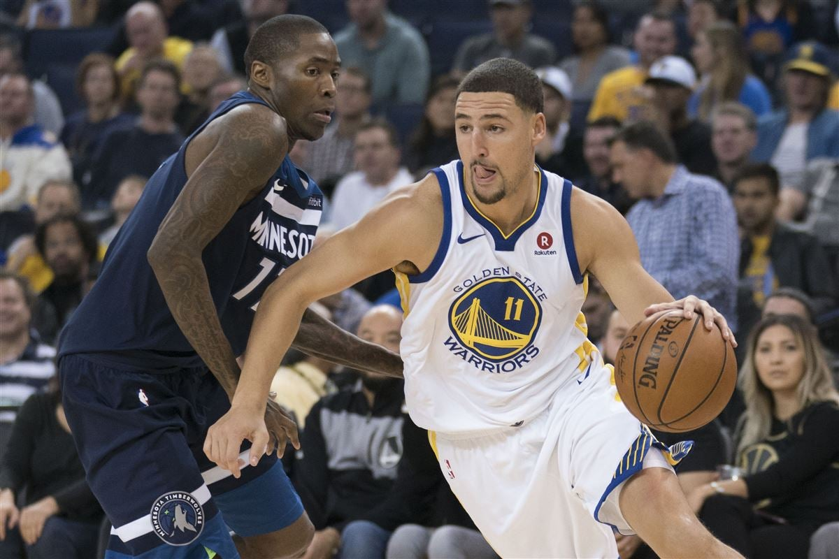 ESPN predicts Klay Thompson will stay with Warriors next season