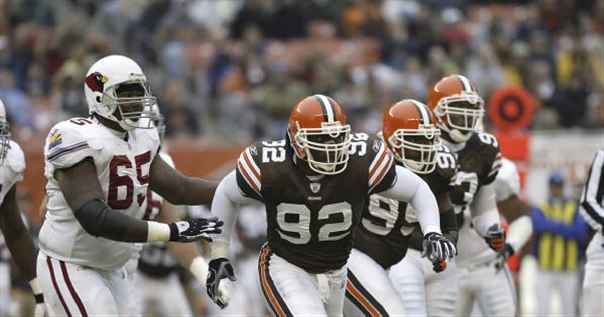 Sporting News names Courtney Brown biggest Browns bust