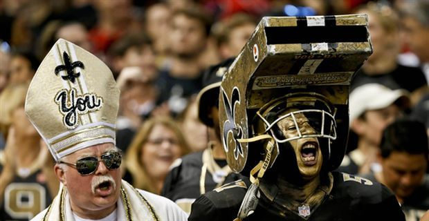 f583a0ac8 Five teams Saints fans love to hate