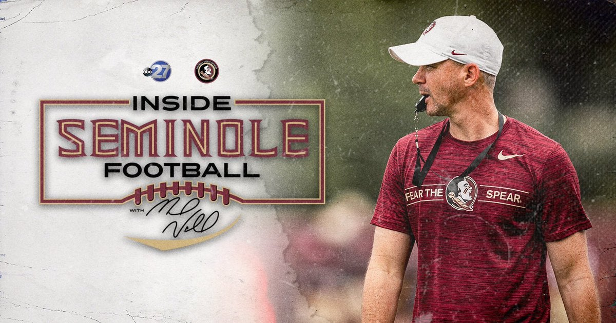 Live Updates: Inside Seminole Football with Mike Norvell