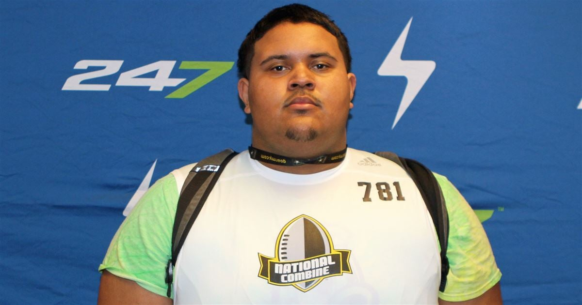 2019 3-star DL Franklin Banks ready for offseason surge