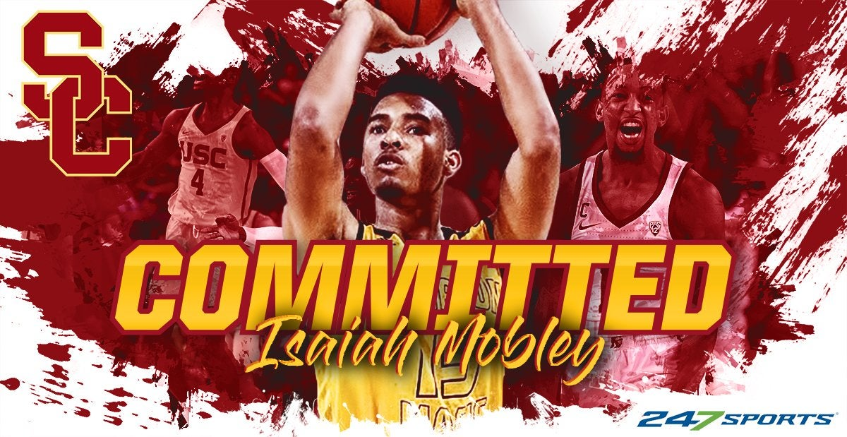 USC basketball gets second five-star commit