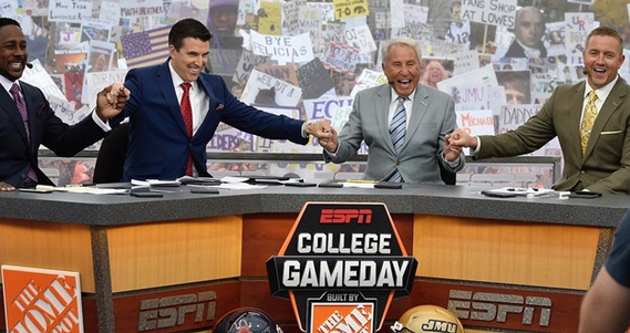 Real-time: College GameDay reveals Week 14 predictions
