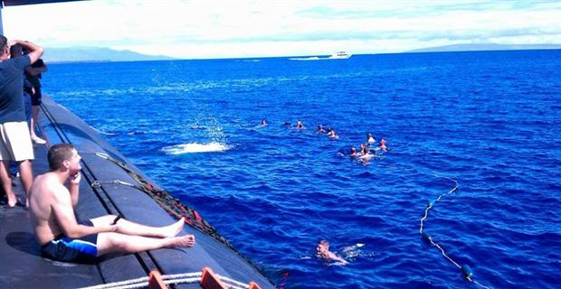 photo essay life on a navy submarine