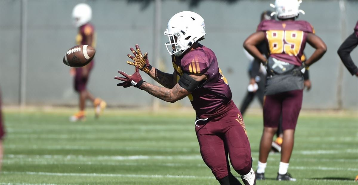 Aguano: RB Flowers not with ASU, 'taking care of some things'