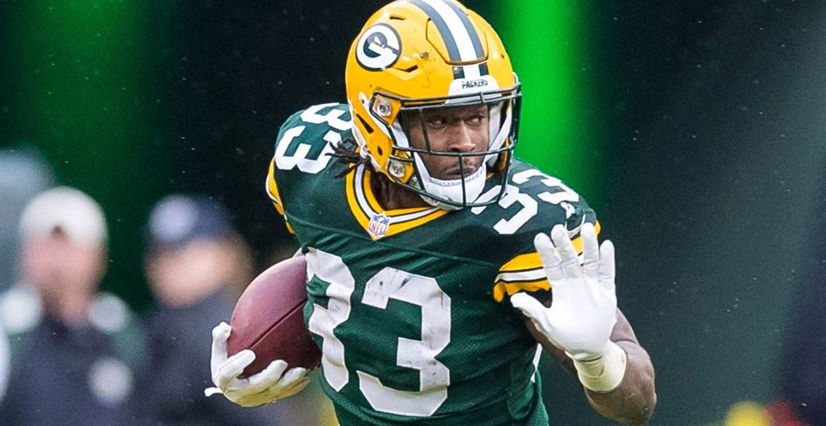 Aaron Jones named Green Bay Packers' key homegrown player