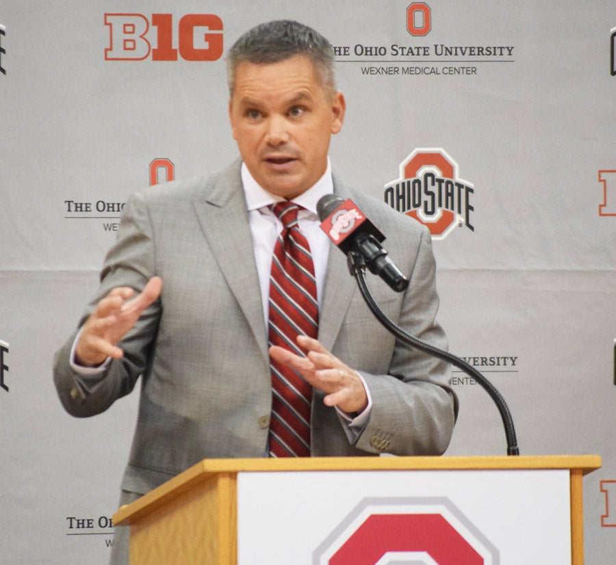 Holtmann's staff rounding into shape