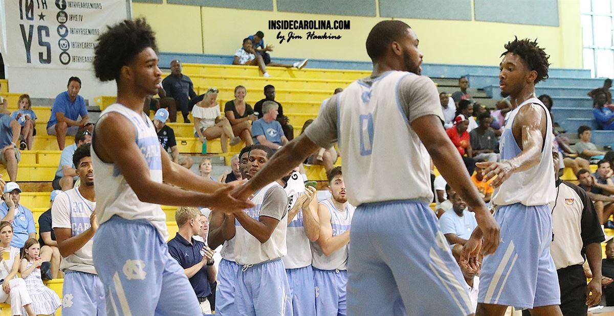 Tar Heels Jump-Start Team Building in Bahamas