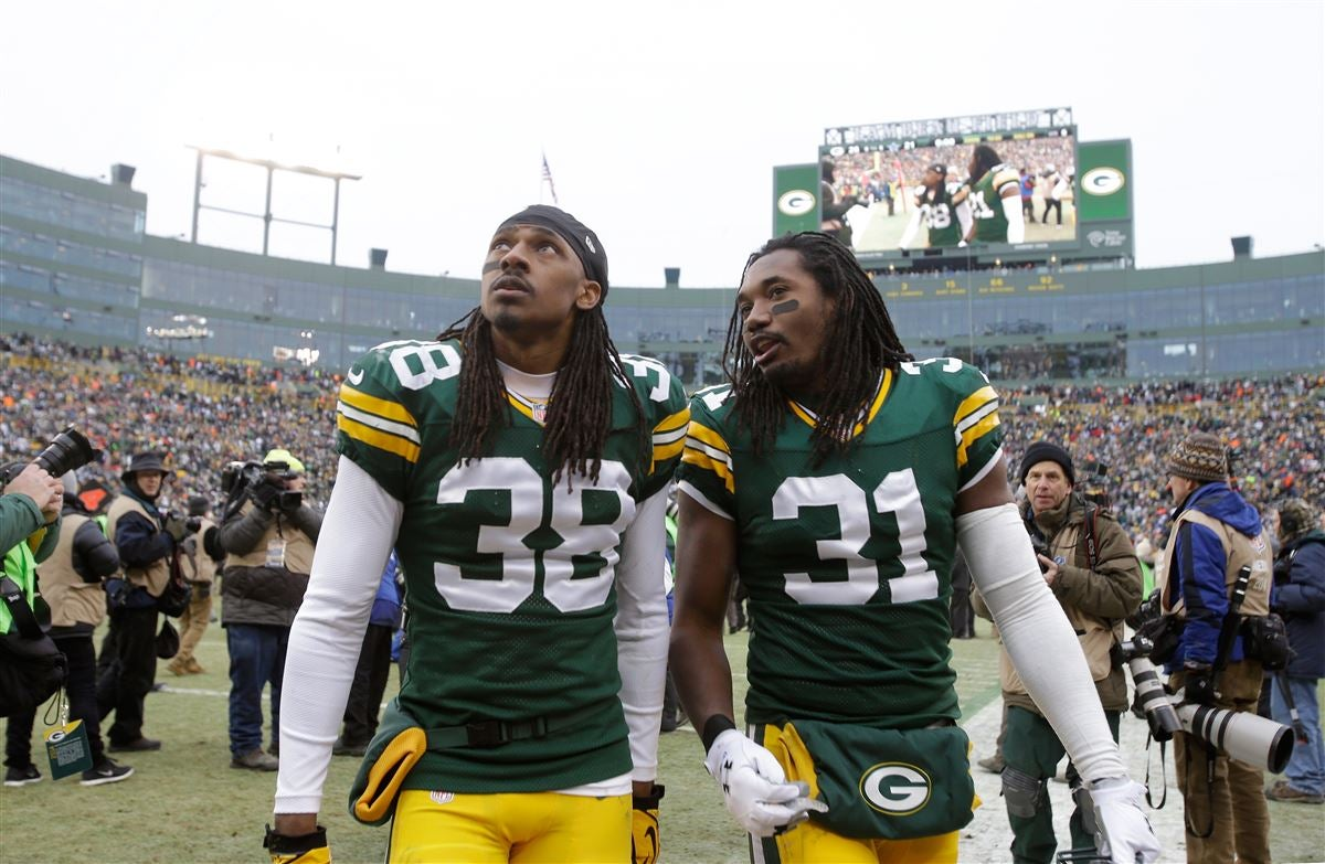 Why Packers need to draft a cornerback in Round 1
