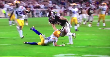 SEC officiating torched during epic LSU, Texas A&M ...