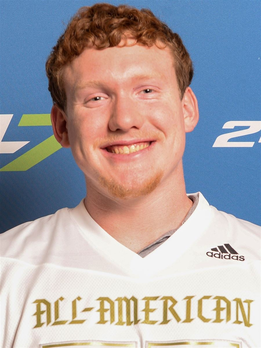 GARRETT HAYES ATHENS OFFENSIVE TACKLE