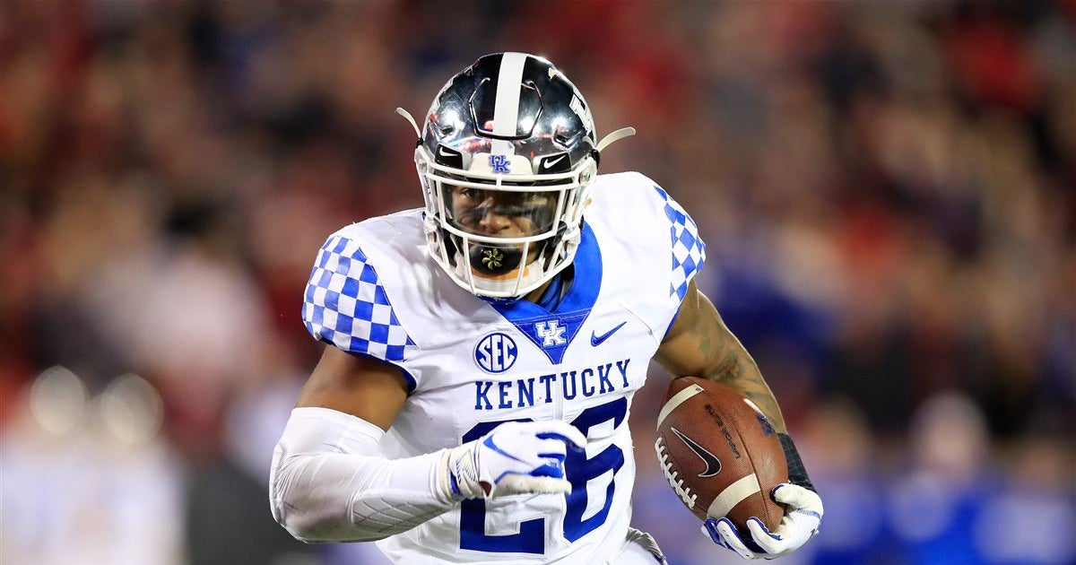 Benny Snell declares for NFL Draft