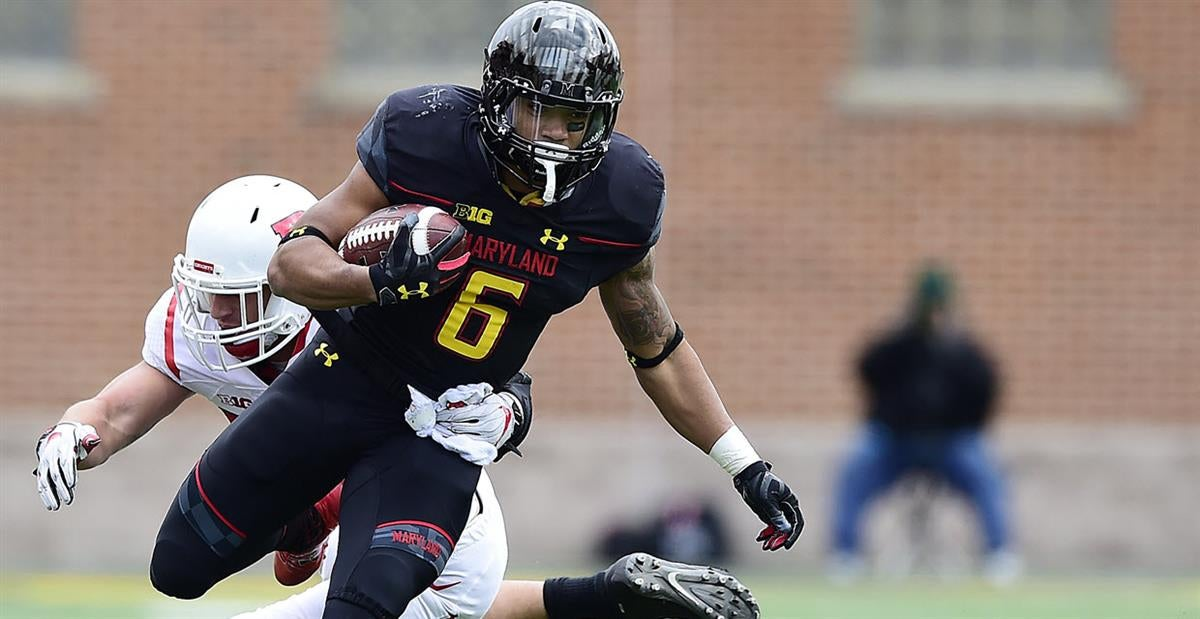Could Maryland Run an All-RB Backfield with Johnson, Harrison?