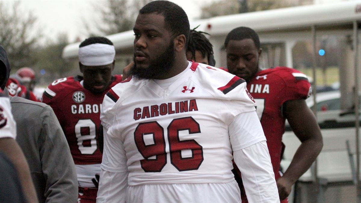 Aaron Thompson, South Carolina, Defensive Line