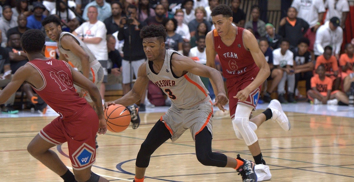 4-star guard Anthony Harris closing in on official visit plans