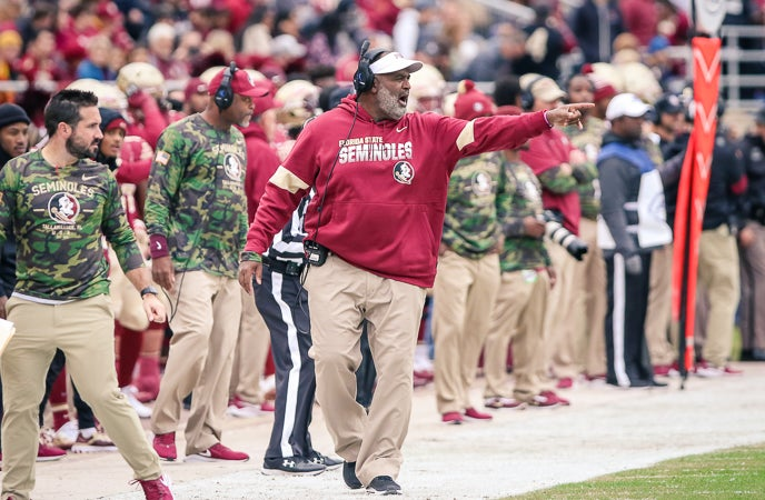 FSU becomes bowl eligible with victory over Alabama State