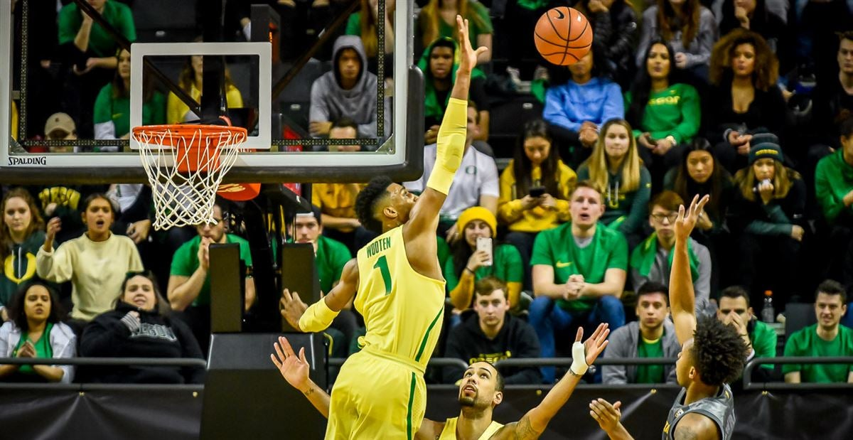 Could this be Oregon's best defensive team under Dana Altman?