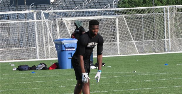 The Opening Finals 2017: Observations and highlights from Day 4 featuring Micah  Parsons, Jack Lamb, Justin Shorter and more