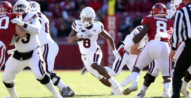 Image result for Kylin Hill Photos Against Arkansas