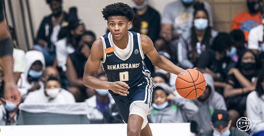 5-star guard Simeon Wilcher to take official visit to UNC this weekend