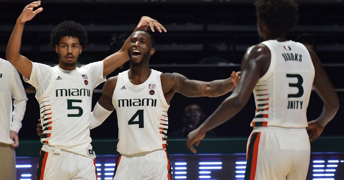 Five takeaways from Miami's win over No. 16 Louisville