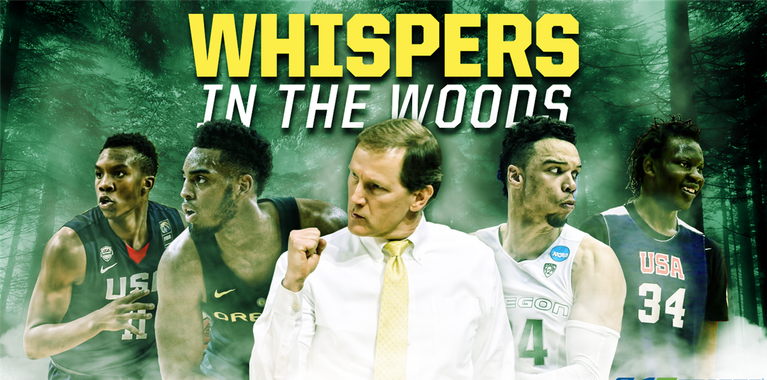 Whispers in the Woods: Get the latest in Oregon basketball
