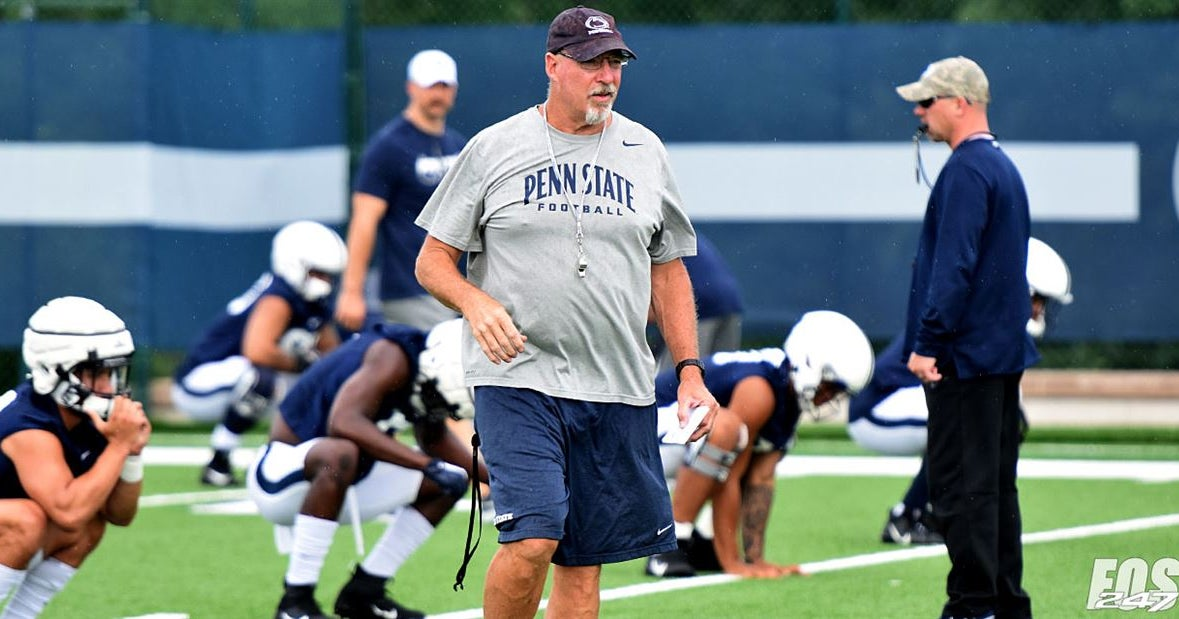 Q A Penn State Strength Coach On Pushing Cars Remote Training
