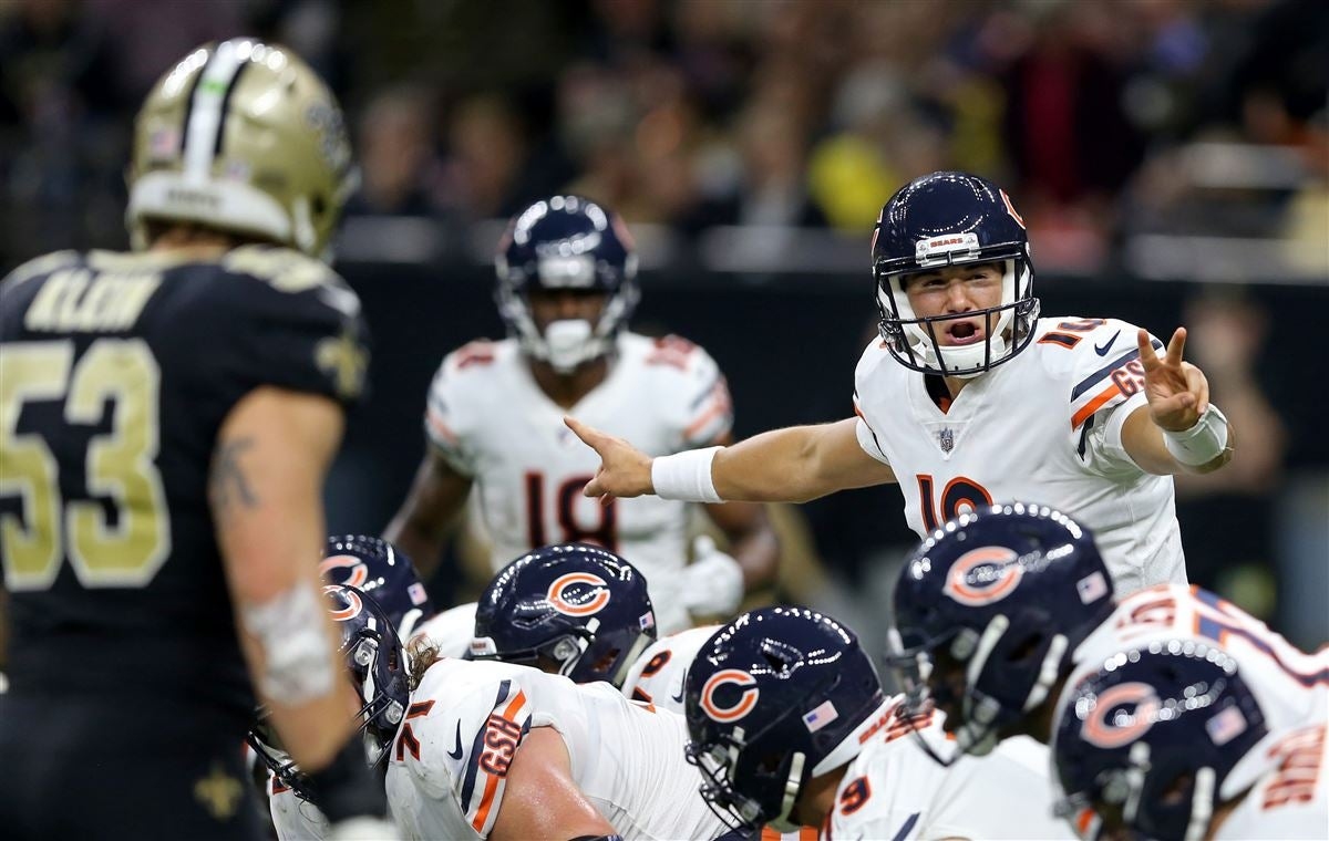 Bears vs. Saints: What to watch for in Week 7