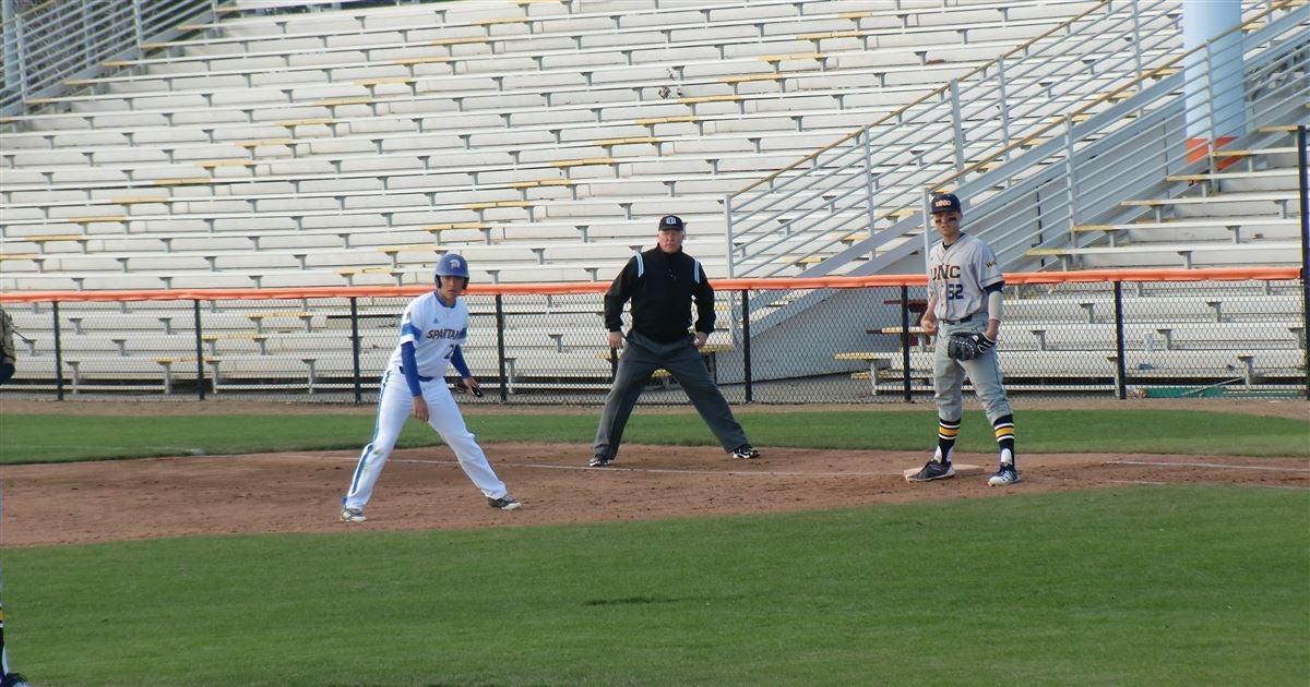 DVIDS - Images - 04-09-16 U.S. Air Force Academy vs. San ... |San Jose State Baseball