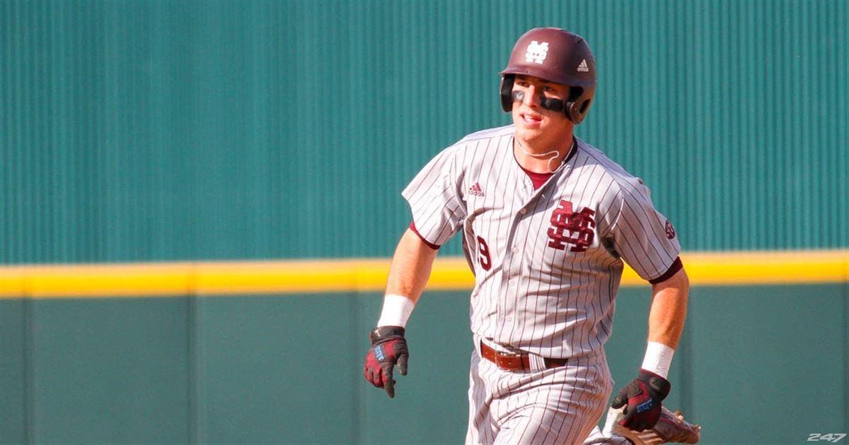 Mississippi State Baseball Brent Rooker