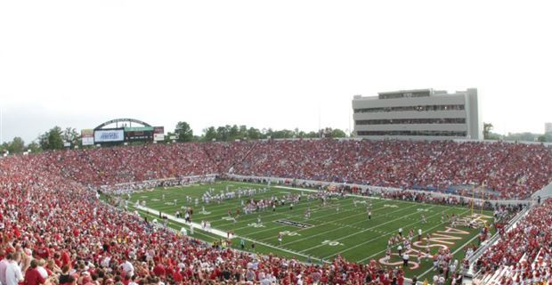 Looking Ahead To Arkansas Football Schedule From 2019 2025