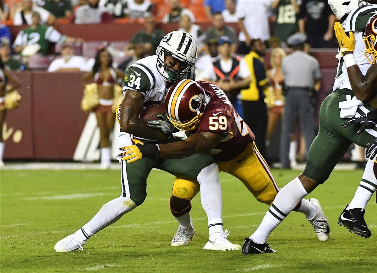 The best Jets in their 2nd Pre-Season Game at Redskins