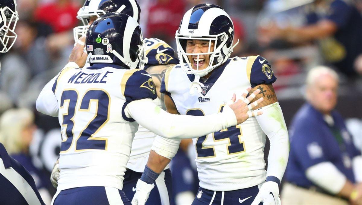 NFL.com's Bucky Brooks names Taylor Rapp as a breakout DB