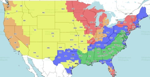 Kansas City Chiefs vs. Denver Broncos coverage map on kansas on a us map, kansas map with all cities, kansas atlas, kansas county maps with towns, colorado kansas border map, kansas mountains map, kansas river map, kansas land regions, kansas climate, kansas lakes map, kansas dot maps, kansas state, kansas sites of interest, kansas topographic map, kansas on american map, kansas elevation map, kansas road map, kansas geography map, kansas on country map, kansas road conditions,
