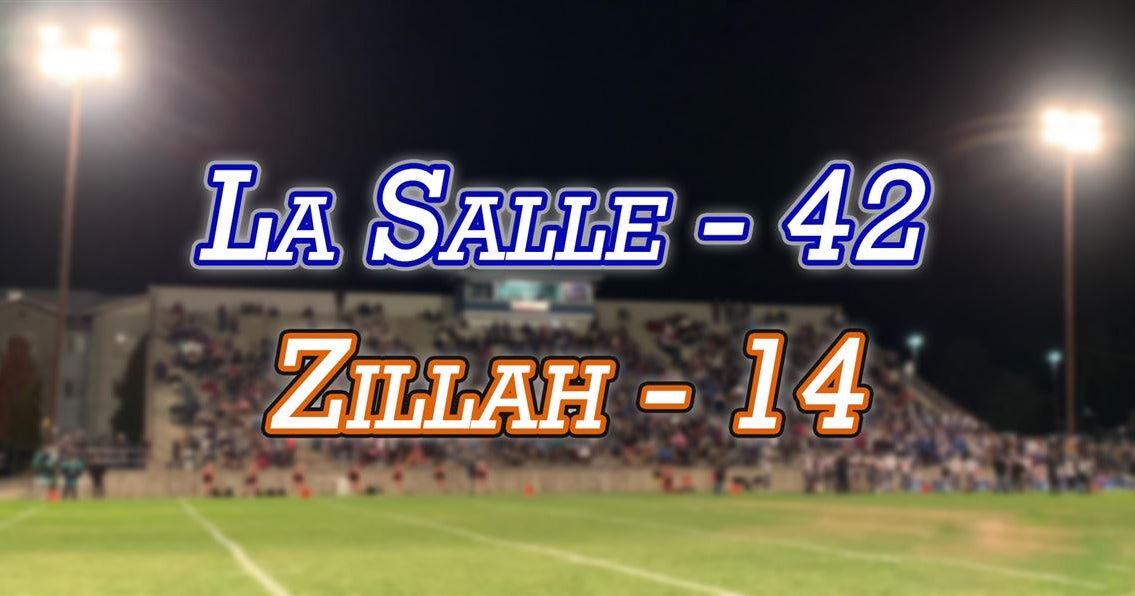Five Thoughts From #5 La Salle's Win Over #6 Zillah
